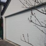 DRIA FENÊTRES_porte de garage sectionnelle en PVC