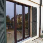 DRIA FENÊTRES_portes-fenêtres en PVC bicolore